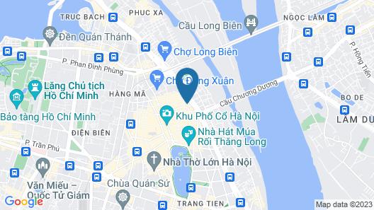 Finnegans Hotel Map