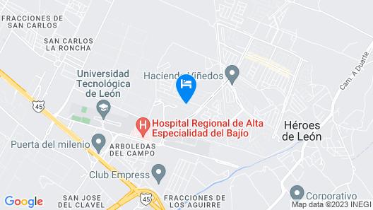 !new Executive Home! Near Altacia, Puerto Interior, Airport! Map