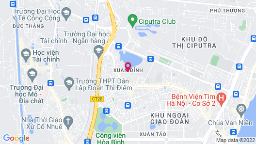 SPOT ON 1044 Thu Trang Motel Map