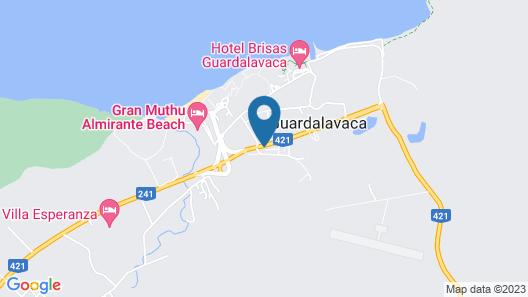 Villa Perez Map