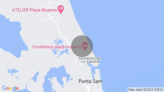 Casa Marazul - Your Private Contemporary Abode Map