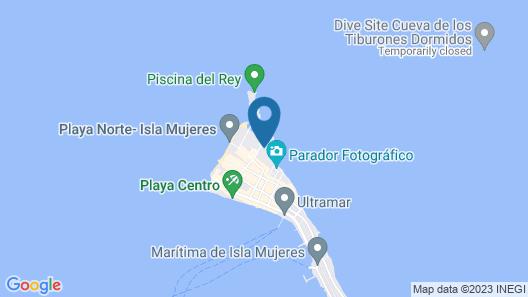 Hotel Secreto Map