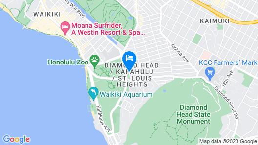 Pair Of 2br Hawaiian S 4 Bedroom Home Map