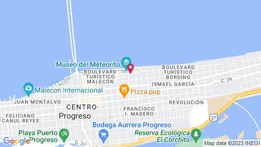 Los depas de progreso Map