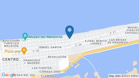 Moka Hotel Map