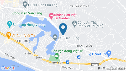 Cross Vibe Viet Tri (formerly X2 Vibe Viet Tri)  Map