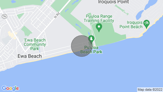 Ewa Beach Family Home - 300 Feet to Pu'uloa Beach! Map