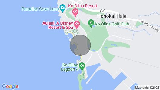 Beach Villas at Ko Olina by Love Hawaii Villas Map