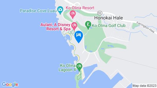 Beach Villas at Ko Olina by Ola Properties Map