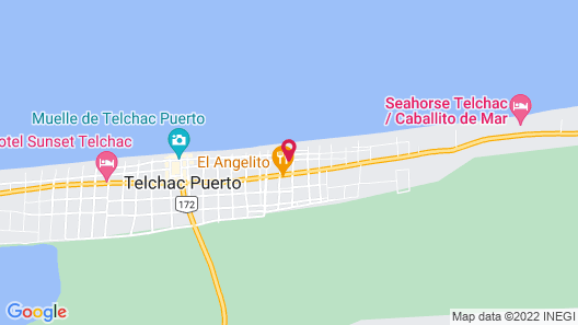 Hotel Mar Inn  Map