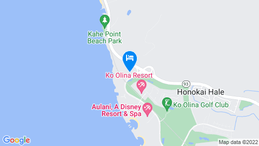 Our Place of Joy: An Ocean Retreat Map