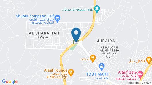 OYO 287 Al Hamlol Hotel Map