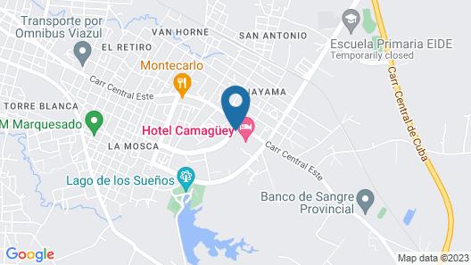 Camagüey Map