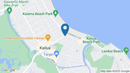Hawaii Sheffield House Map