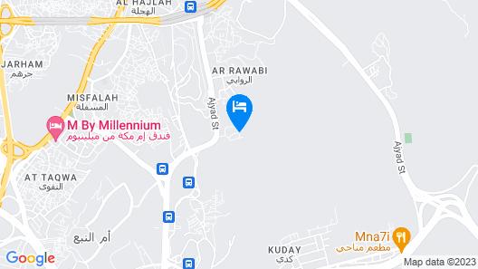 Drnef Ajyad Map