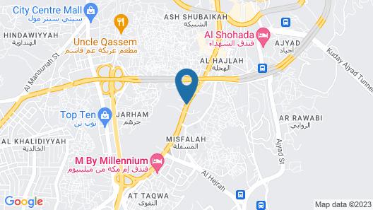 Seqayta al Khalil 1 Map