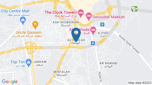 Manarat Al Eiman Map