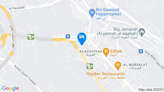 Durrat Al Aseel Map