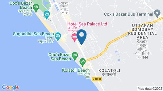 Grace Cox Smart Hotel Map