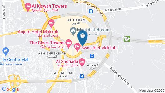 Al Maqam Housing Center Map
