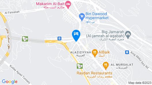 Anwar Al Aseel Map