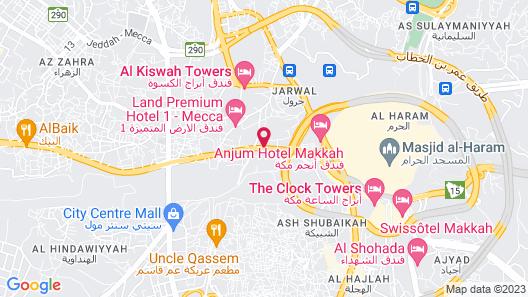 Mawaddah Al Besharah Map