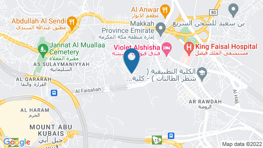Al Safa Tower Map