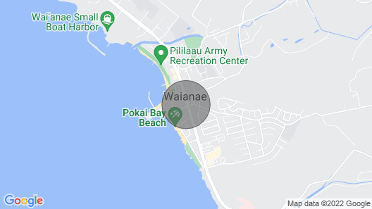 The Westword- oahu—pure beauty Natural place  Map