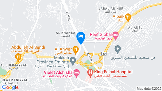 Marweat Almabda Map