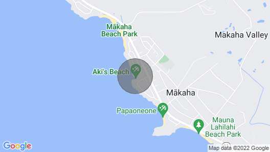 Feel Hawaii. Gorgeous, Breathtaking , Spacious, Best Family Reunion Site Map