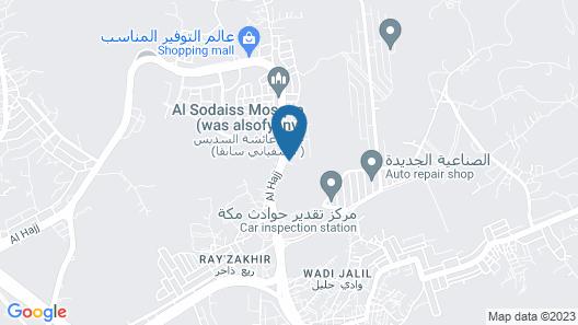 Hajj  St. apartment Map