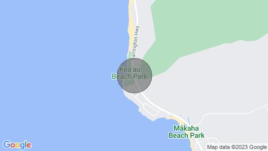 Makaha 3bdrm 2bath Ocean/moutain Views Map