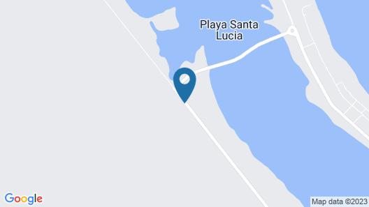 Casa Lunamar Map