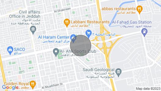 AH Hotel Map