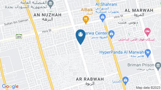 Safa Albawadi Jeddah Map