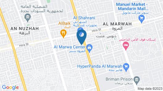Elegant Hotel Apartments Map