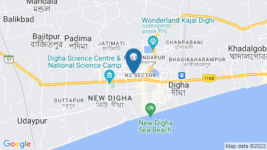 Live Hotel Map