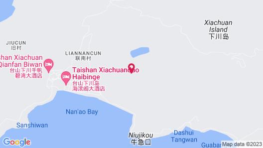 Diyuan Villa Resort Map