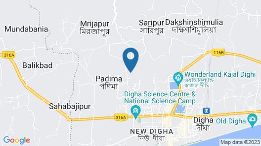 OYO 28757 Pikus Inn Map