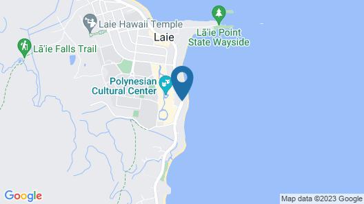 Tiki Moon Villas Map