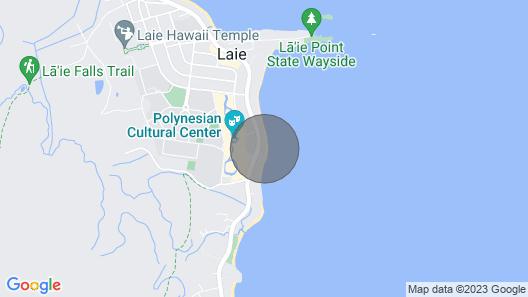Ocean Sun: 1bdrm/1ba at Tiki Moon Villas Map