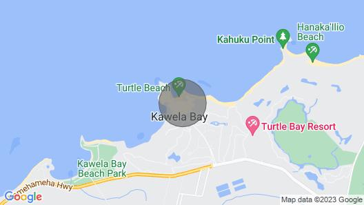 Early July 50% Off Only $345! Lux Direct Ocean Villa 217 Studio Turtle Bayresort Map