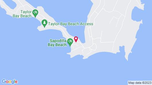 Neptune Villas Map