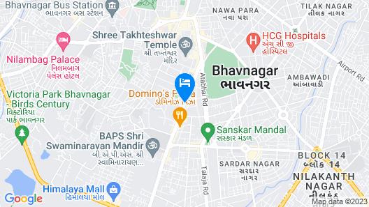 Hotel Virgo Sumeru Map