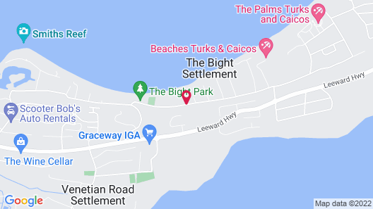 Beach House - ALL-INCLUSIVE Adults Only Map