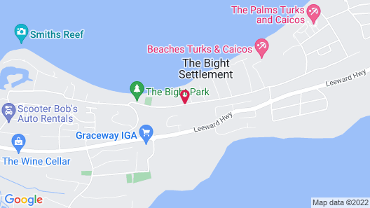 Grace Bay Club Map