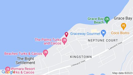 Sibonné Beach Hotel Map
