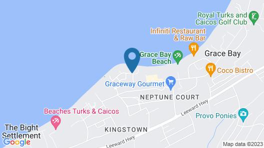Le Vele Resort Map