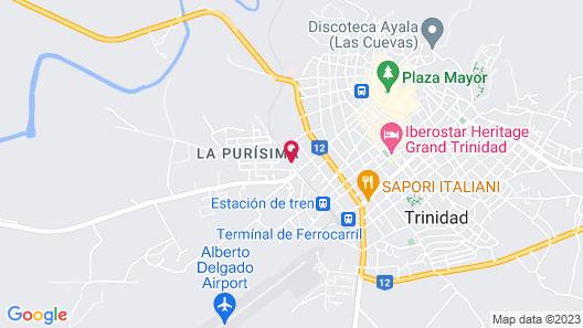 Bella Vista Map