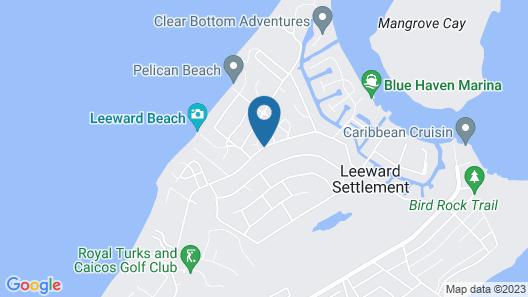 The Atrium Resort Map